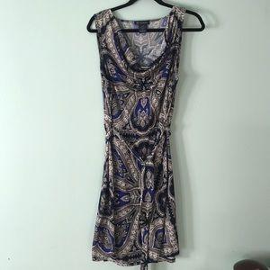 INC ~ Fun Flirty Paisley Dress!
